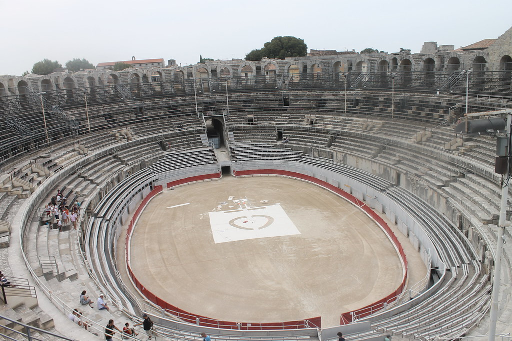 Amphitheatre of Arles