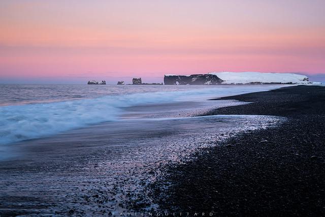 Reynisfjara Beach, Vík, Iceland