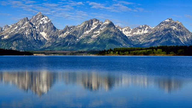 USA - Wyoming -  Grand Téton National Park