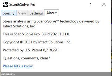 Scan&Solve Pro 2021 for Rhinoceros 6-7