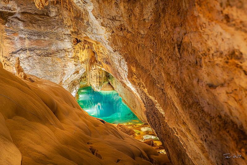 Fan7  - François Leroy | Gard - Grotte de Trabuc