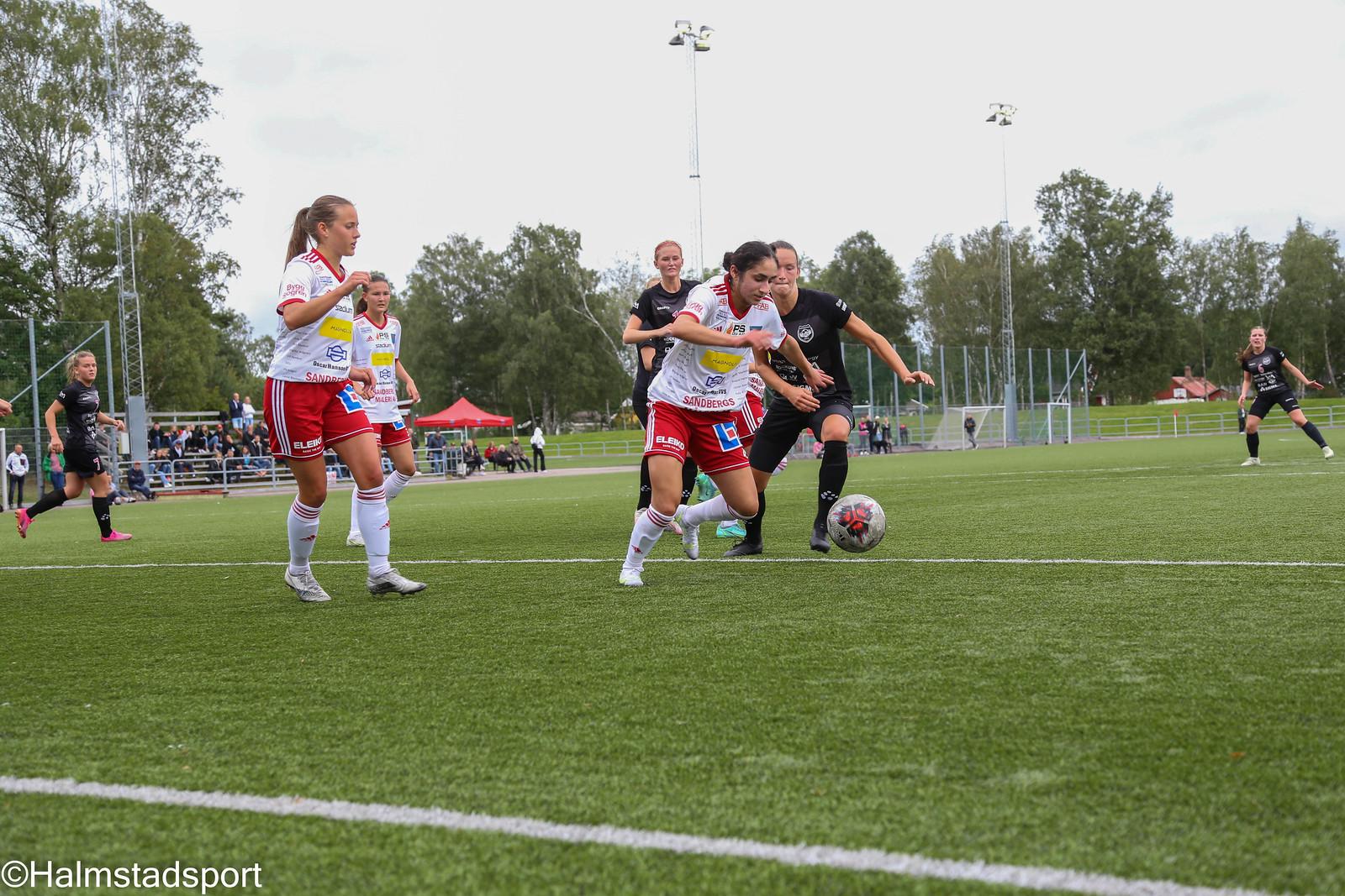 IS Halmia - Göteborgs DFF
