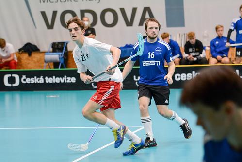 2021 U19 WFC - Estonia v Denmark
