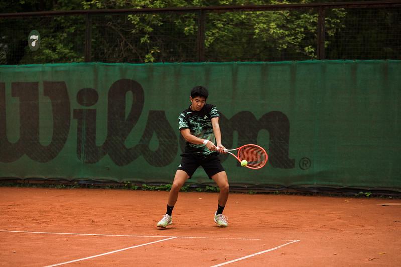 """Starptautiskās ITF sacensības """"Liepaja International by Prince"""" U18 2.diena. Foto: Mārtiņš Vējš / 2nd day ITF """"Liepaja International by Prince"""" for U18"""