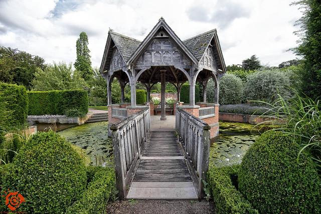 The  Pavilion at Hampton Court Castle