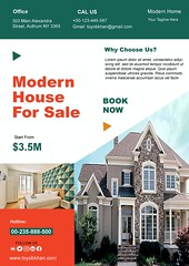 Home Sale Flyer 2
