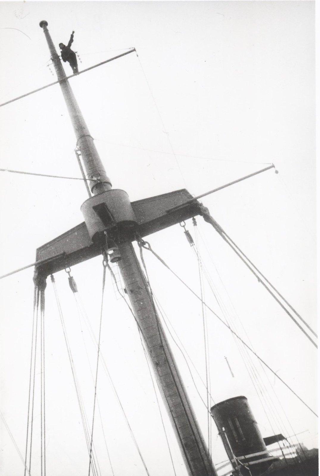 1934. Экспедиция по спасению челюскинцев (6)