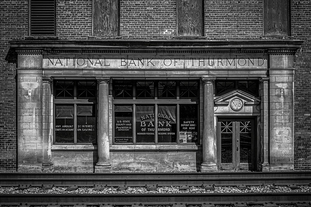 National Bank of Thurmond (Explored)