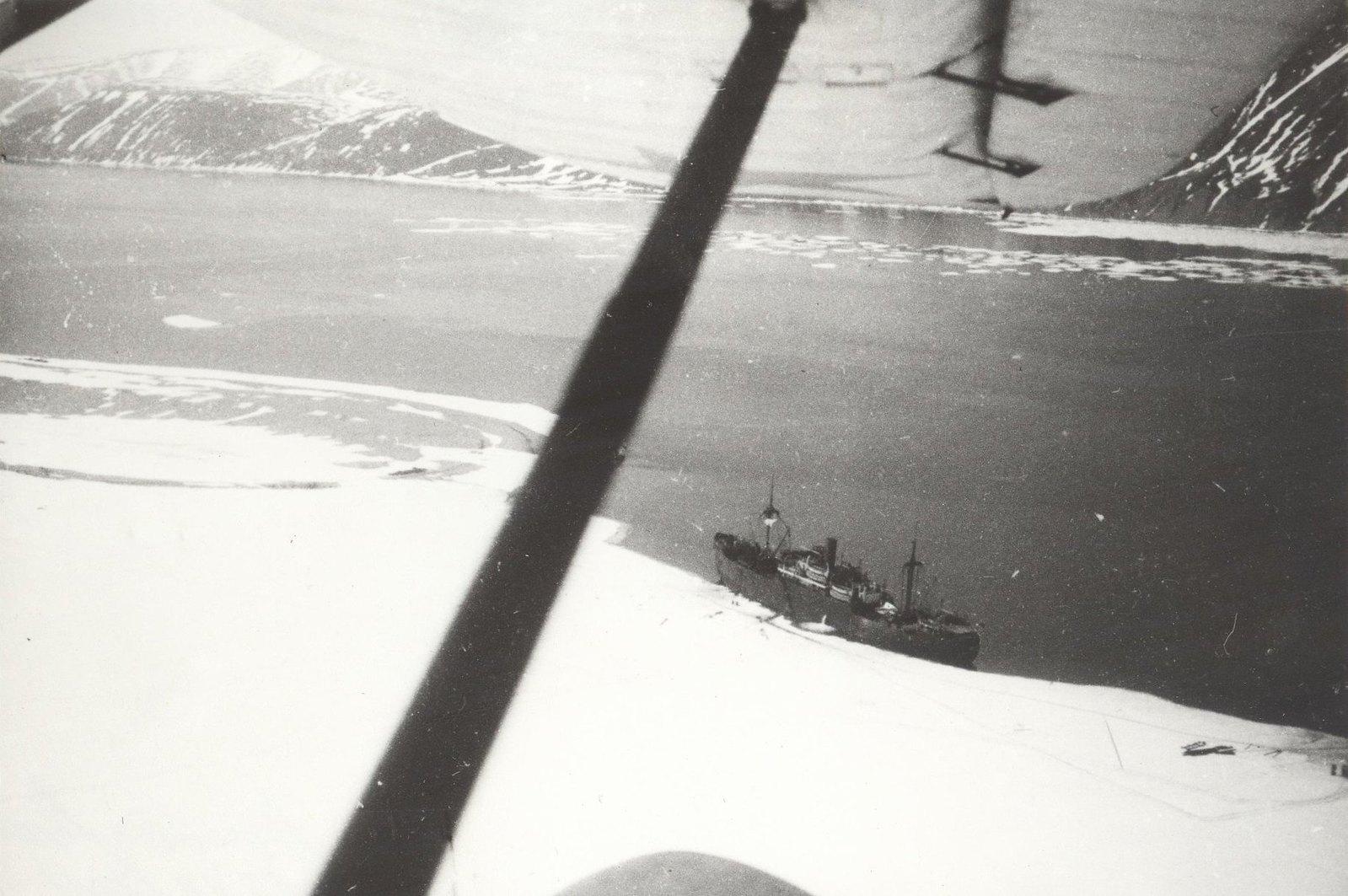 1934. Экспедиция по спасению челюскинцев (4)
