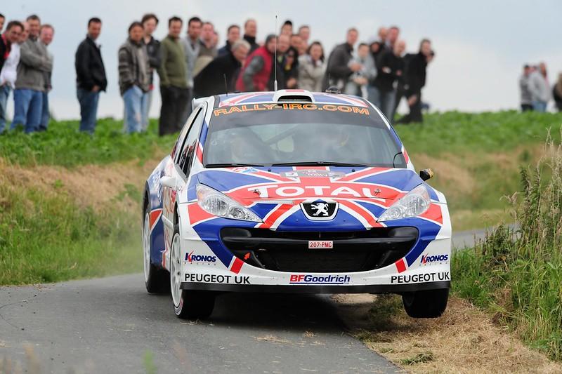 Peugeot 207 S2000 – Belgium Ypres Rally 2009