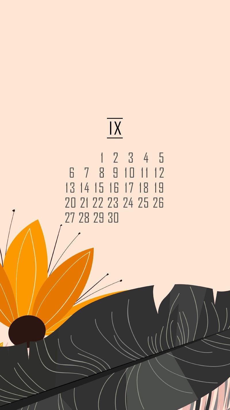 календарь на сентябрь district-f.org б