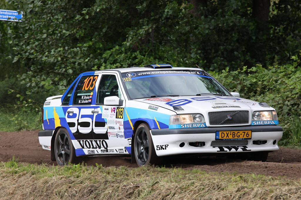 Vechtdal Short Rally 2021