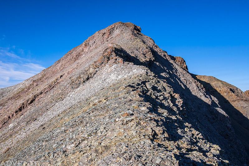 Parson Peak Ridge