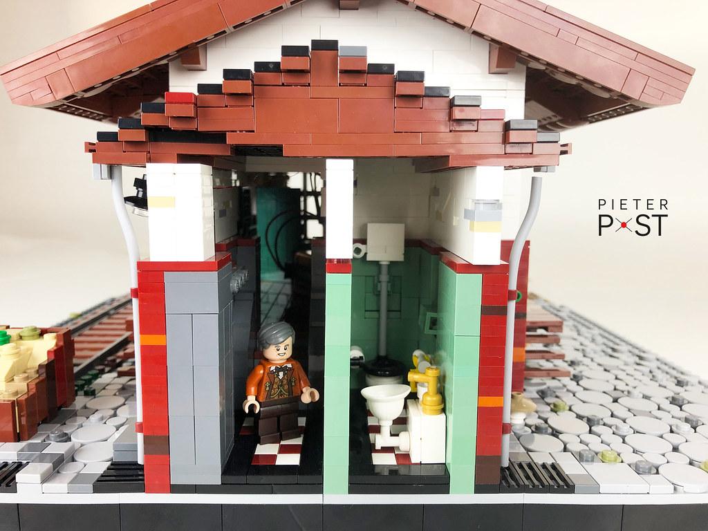 Bahnhof Linderei - extra pics