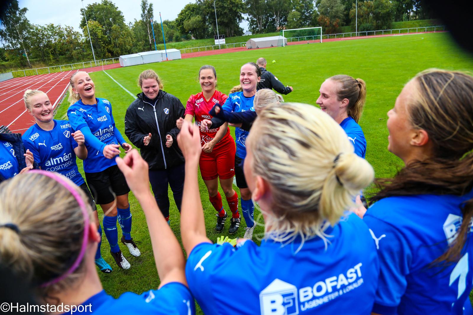 HBK seger med 3-2 mot Hittarps IK