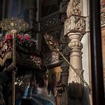 29 августа 2021, Богослужение с Чином погребения Пресвятой Богородицы. Воскресенский кафедральный собор (Тверь) | 29 August 2021, Divine Service with the Rite of the Burial of the Most Holy Theotokos. Resurrection Cathedral (Tver)