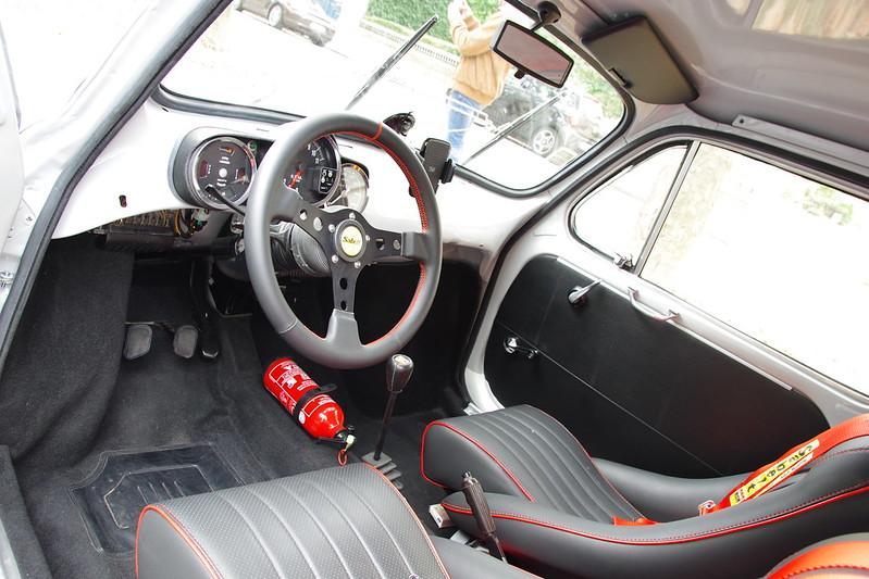 Abarth 1000 TC Radical Berlina Corsa Replica ( 1050 Autobianchi A112 ) -  51411237418_729c7139f9_c