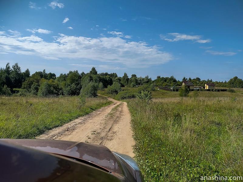 деревня Маслово