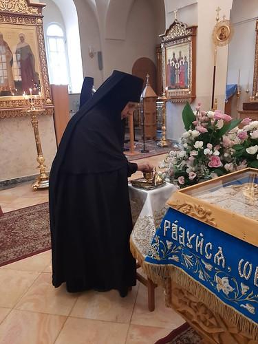 29 августа 2021 г. Чин Погребения Пресвятой Богородицы