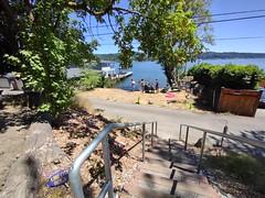 Northeast 130th Street Beach on Lake Washington