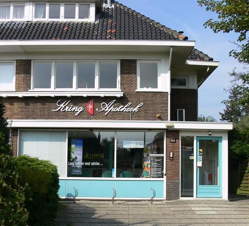 Apotheek Brouwer aan de Velperweg 111, Arnhem