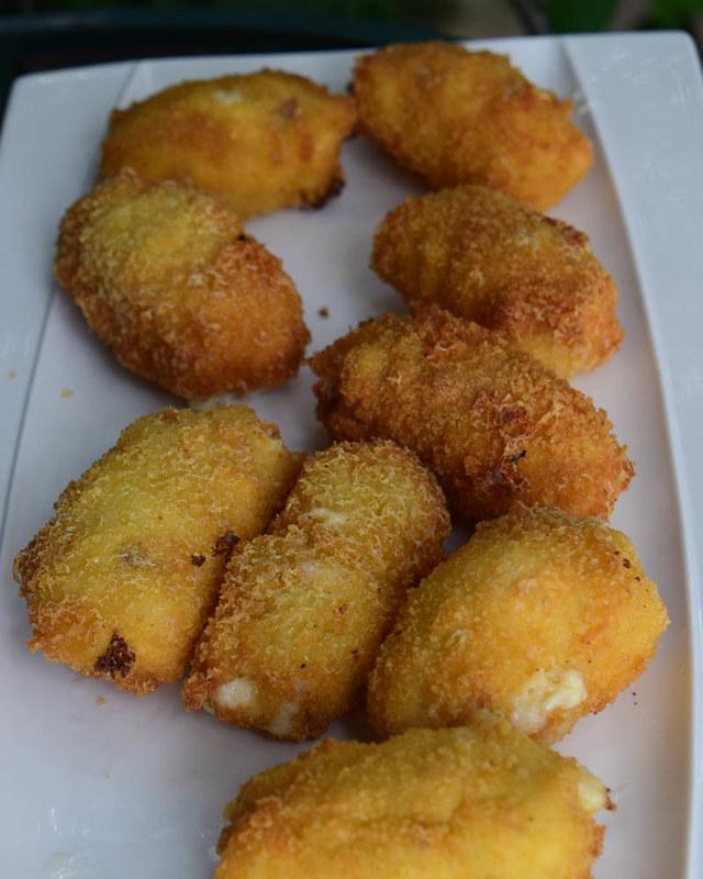 Croquettes de jambon cru 12