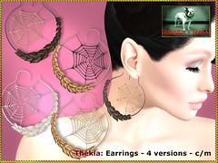 Bliensen - Thekla - Earrings