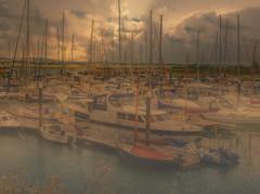 """""""Marina"""" - Hayling Island"""