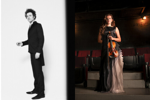 The Orlando Philharmonic Orchestra  Presents Opening Night September 25 at 7:30 pm  Featuring Eric Jacobsen, conductor and Rimma Bergeron-Langlois, violin