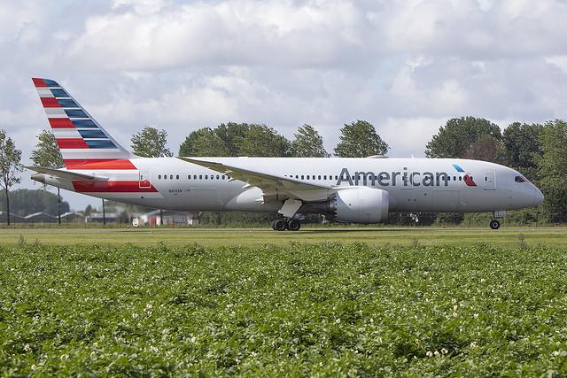 N813AN, Boeing 787-8 Dreamliner, American airlines