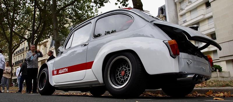 Abarth 1000 TC Radical Berlina Corsa Replica ( 1050 Autobianchi A112 ) -  51411730374_3183990d6f_c