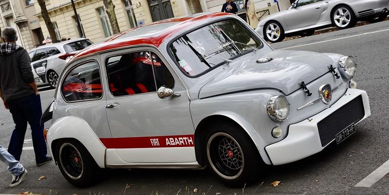 Abarth 1000 TC Radical Berlina Corsa Replica ( 1050 Autobianchi A112 ) -  51411730619_b3d4477d26_c