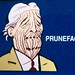 1998 Dick Tracy Profiles - Pruneface on Lunchbox 3563