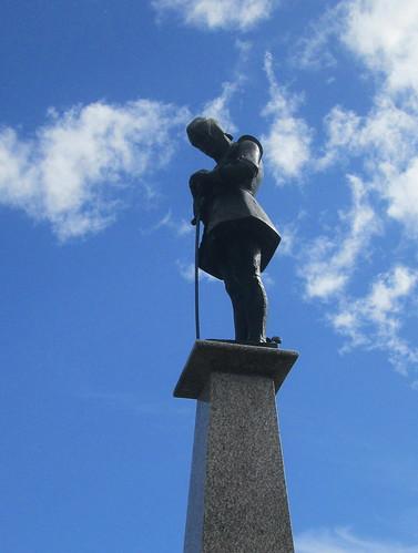 Figyure, Cramlington War Memorial