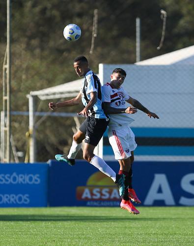 Brasileiro Sub-20 - Grêmio x São Paulo