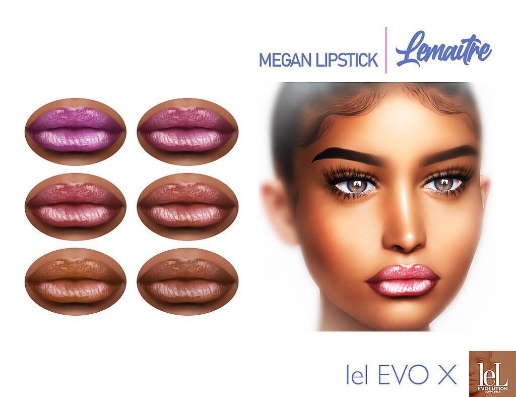 Megan Lipstick