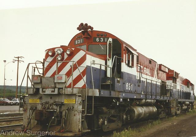 BC Rail - Prince George
