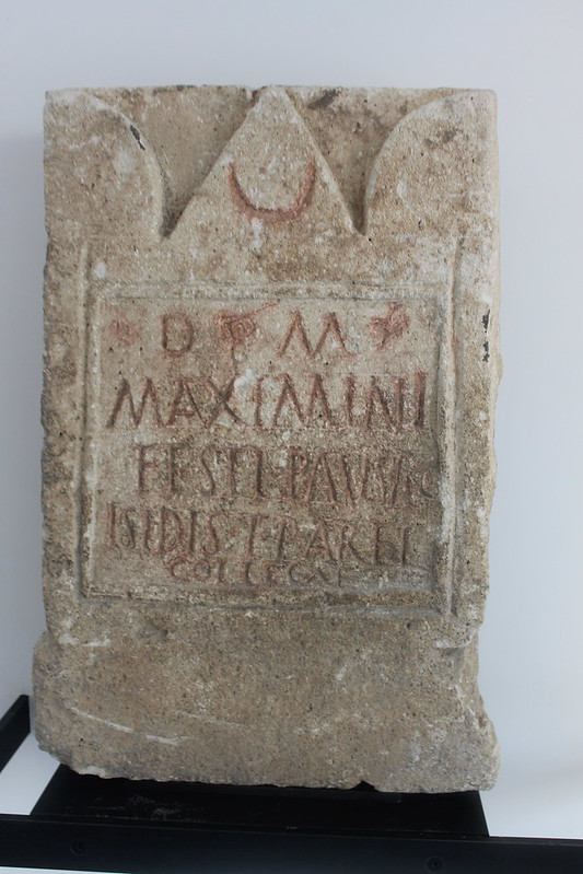 Funerary Monument of Maximinus