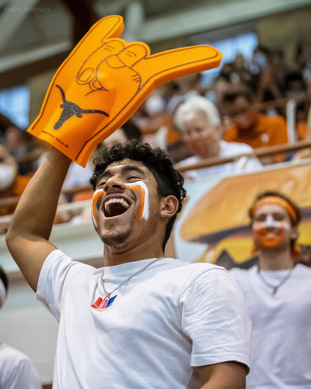 Texas Volleyball   Texas Review   Ralph Arvesen
