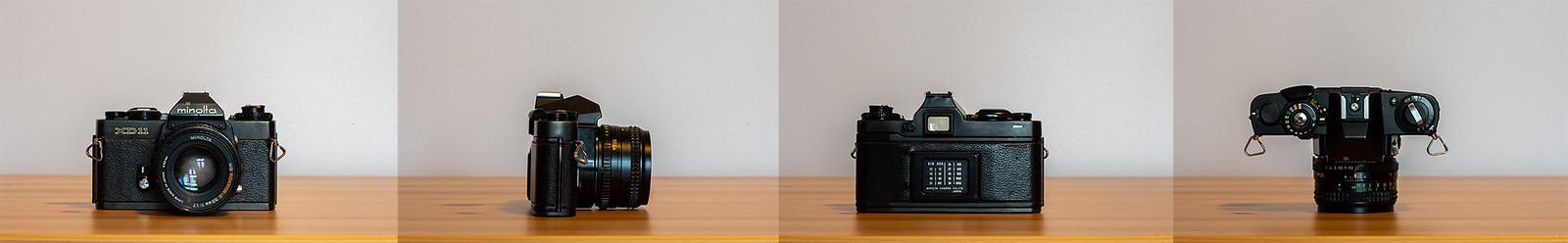 Camera Review Blog No. 136 - Minolta XD11