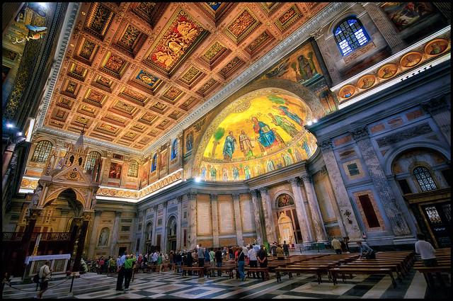 ✅ 09095 - Basilica di S. Paolo fuori le mura