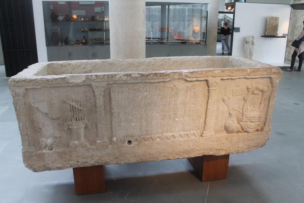 Sarcophagus of Julia Tyrrania