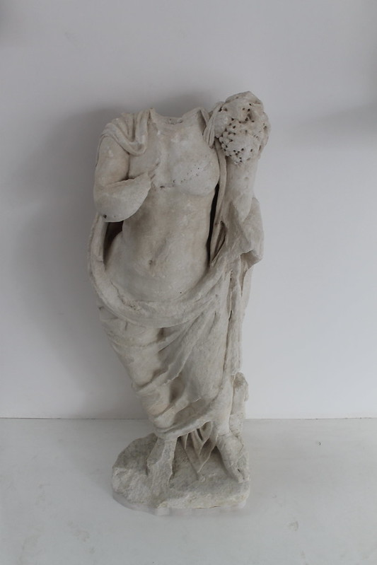 Statue of Harpocrates