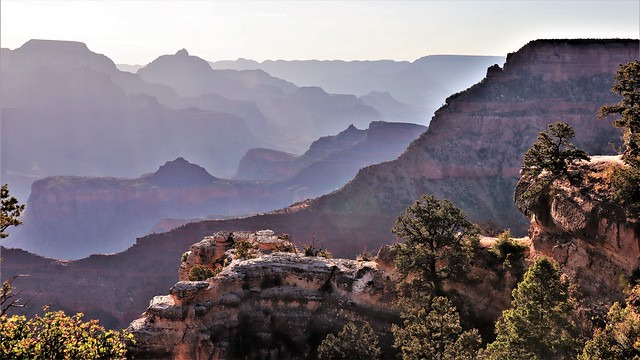 Sunrise in the Grand Canyon - Explore August, 30 2021