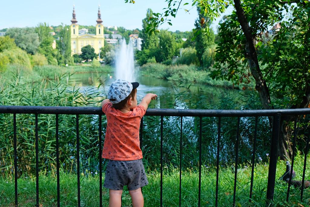 Feneketlen-tó, Budapest, Hungary