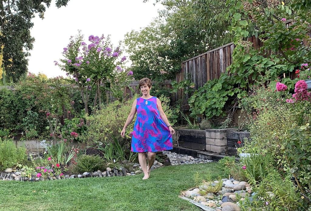 Burda dress2