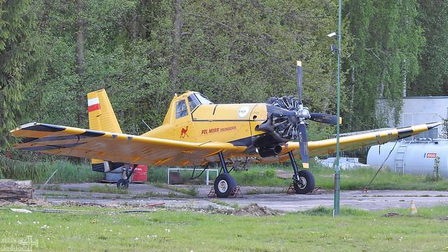 PZL-Mielec M-18B Dromader SP-ZWG