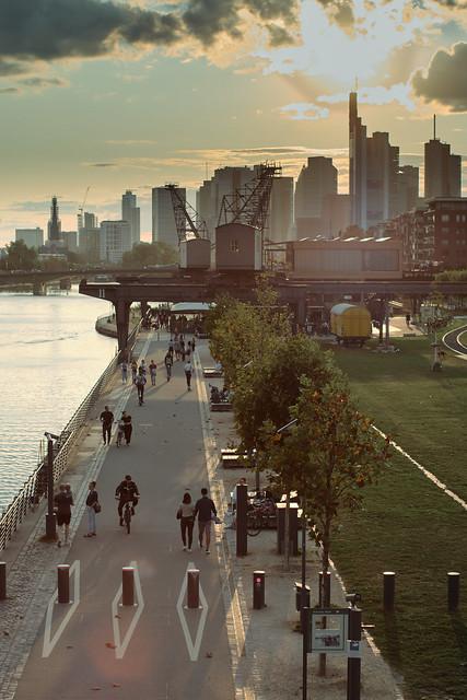 Vintage Frankfurt