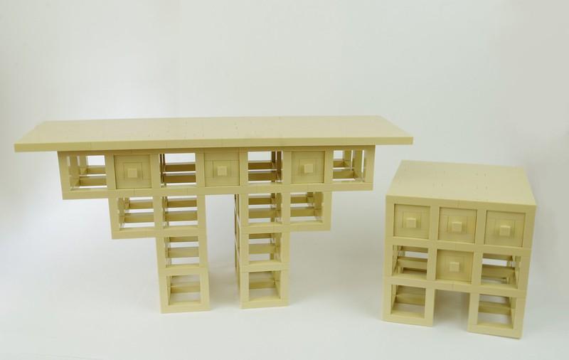 LEGO furniture