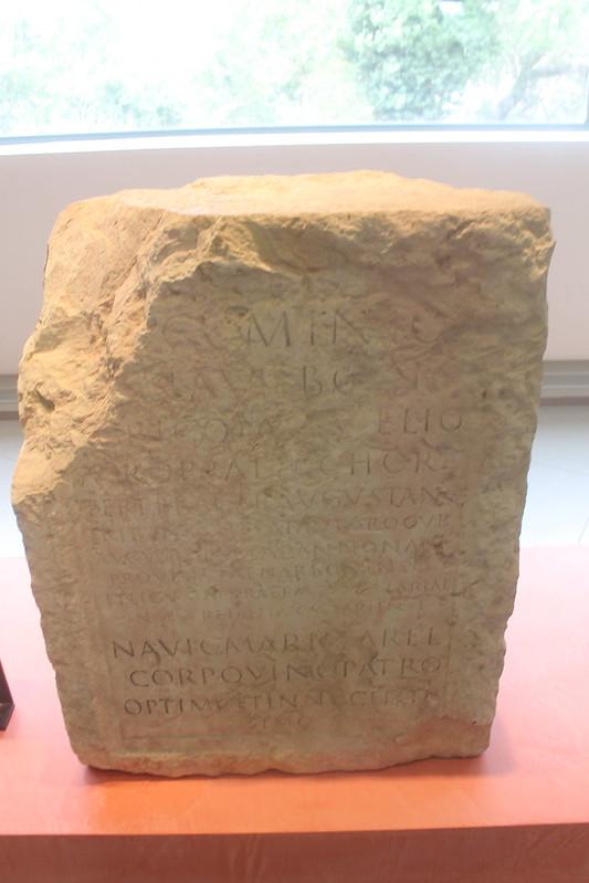 Honourific Inscription of C. Cominius